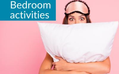Bedroom activities